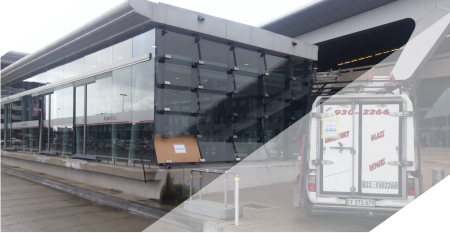 commercial glass repairs cape town